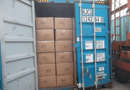 8. Container loading