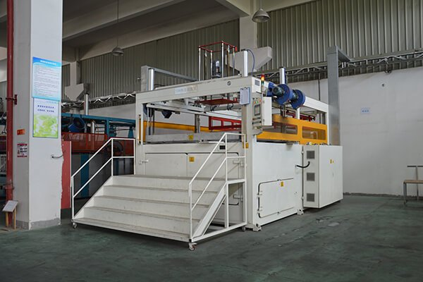 Car parts and Pallets Thermoforming