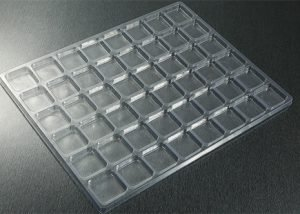 Electronic Thermoforming Tray