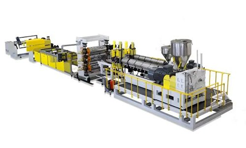 HIPS Sheet Extrusion line