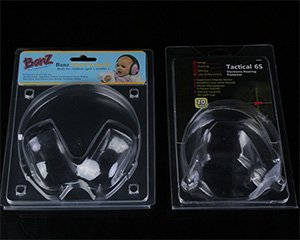 Headphone Thermoforming Packaging