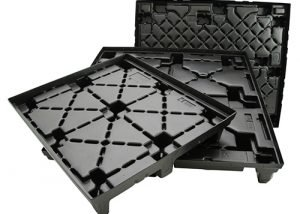 Thermoforming Logistic Pallets