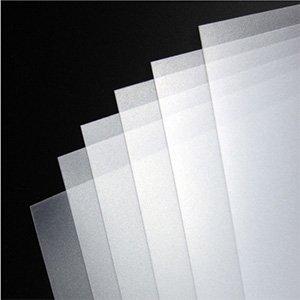 White PP plate
