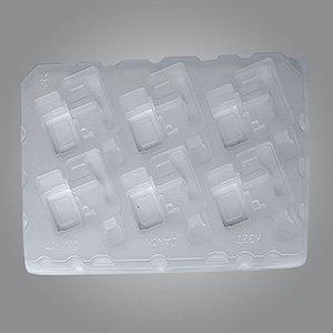 anti-static PETG eletronic tray