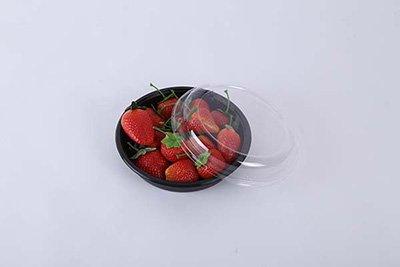 Cut fruit tray