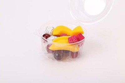 Dragon fruit fresh cat container