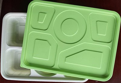 One time food tray