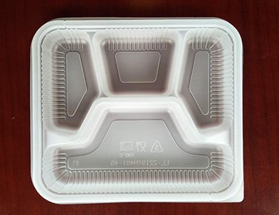 PP Fast food container
