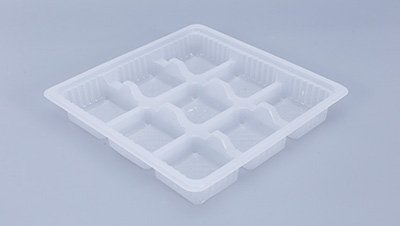 PP Steamed buns tray