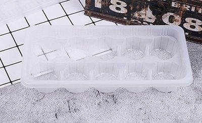 Quick-Frozen dumpling tray