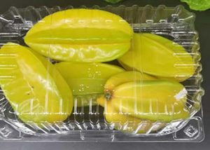 Starfruit tray