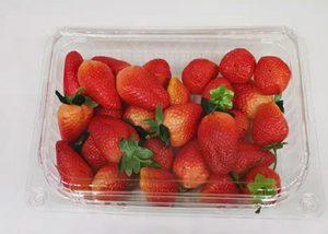 Strawberry tray