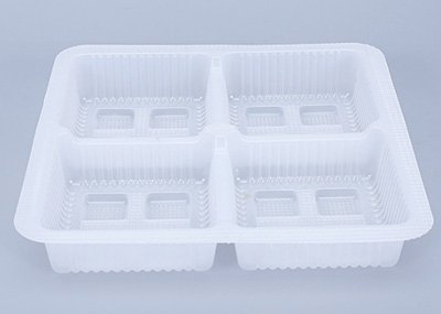 thermoplastic molding, blister forming