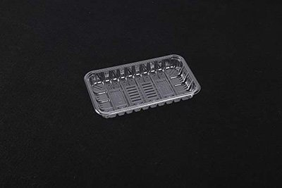 thermoplastic molding plastic container
